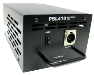 PSL410 Power Supply